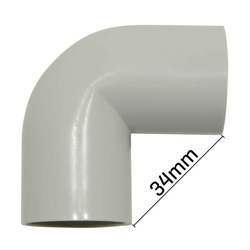 25mm Elbow 90°  - 20 Pack