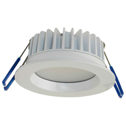 MADRID 9W LED Fixed Down Light 90° - Natural White 4000K - Matt White
